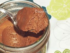 Birgit's Daily Bytes: Chocolate Mousse (Dairy-Free, Soy-Free, Gluten-Free, Reduced Sugar) - with Vitamix Instructions