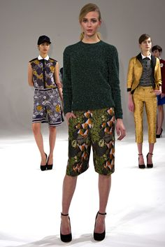 See the complete Ostwald Helgason Fall 2013 Ready-to-Wear collection.