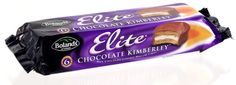 Bolands Elite Chocolate Kimberly (Made in Ireland, Elite Chocolate Kimberly are two soft biscuits filled with creamy marshmallow and covered with milk chocolate) http://www.englishteastore.com/bolands-elite-chocolate-kimberly.html