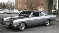 belcolor:    Awesome '67 Buick Gran Sport