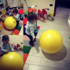giochi di movimento #cutebabyworld #instamamme2#bambinibellissimi #gioco