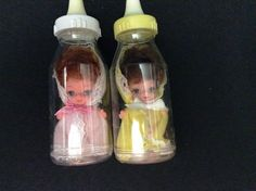 Bitsy Babies in Plastic Bottles. Clone of the Kiddles. All in excellent condition no cracks to Bottle. | eBay!