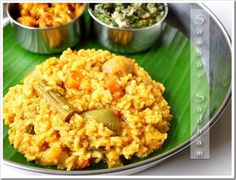 Dosa Republic Restaurant offers delicious South Indian Sambhar Rice in Sector 21 Gurgaon. Mixed Vegetables, Veggies, Tamarind Juice, Indian Food Recipes, Ethnic Recipes, Restaurant Offers, Cooking Together, Coriander Seeds, Curry Leaves
