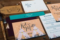 A Discussion Post On Whether Traditional Paper Wedding Stationery Is Outdated | Rock My Wedding