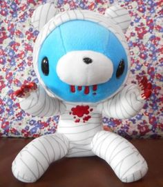 New-GLOOMY-BEAR-Plush-8-6inch-Halloween-22cm-Mint-Doll-TAITO-Japan
