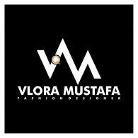 Kosovo-Logo of Vlora Mustafa. This logo is for a fashion designer who makes dresses.  It has a sophisticated and sleek design.  The initials are reminiscent of mountains which surround the land-locked country of Kosovo. https://www.facebook.com/vloramustafafashion
