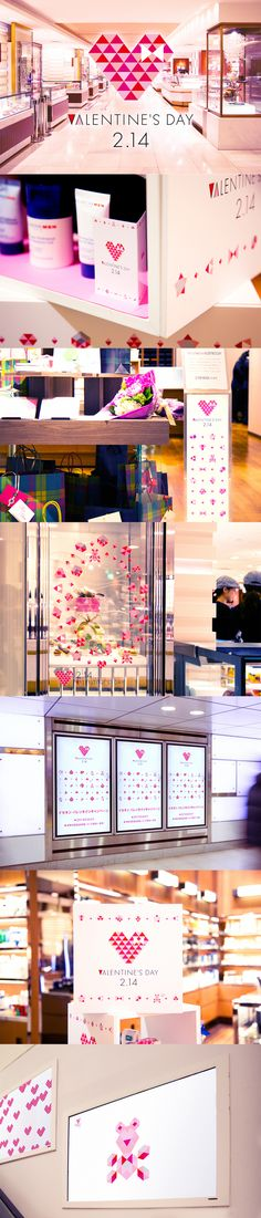 """http://ouwn.jp/work/isetan-valentines-day There is not a single person in Japan, who does not know about the 2.14 VALENTINE'S DAY! 2016 event at Isetan-Mitsukoshi. We created the campaign logo for this event. The logo and the concept we created were developed into a variety of things including, store decorations and videos. """"V"""" and """"A"""" symbolize boy and the girl icons, respectively, representing a couple that came together to give chocolates. Furthermore, these """"boys"""" and """"girls""""…"""