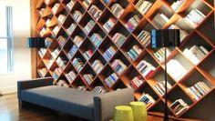 8 Rak Buku Unik yang Layak Kamu Terapkan. Biar Kamu Makin Rajin Baca Dan Bukumu Nggak Lagi Berantakan inbol.net