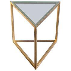 Marvelous Triangular Side Tables   Foter