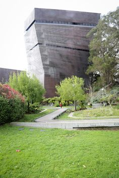 Visiting the DeYoung Museum, Golden Gate Park (San Francisco with Kids) - Hither and Thither