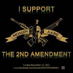 Support the 2nd Amendment