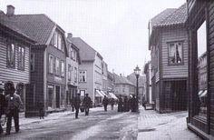 Stavanger back in the day