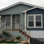 Exterior Color Schemes For Mobile Homes