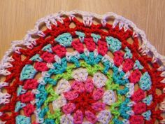 HaakKamer7: Doily patroon Doilies, Crochet, Blanket, Was, Crochet Hooks, Blankets, Crocheting, Carpet, Thread Crochet