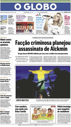 Medio: O Globo  http://moglobo.globo.com/videos/video.asp?id=2883314