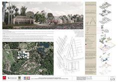 3er. Puesto. Concurso Tropicario Jardín Botánico Bogota. 1/3.