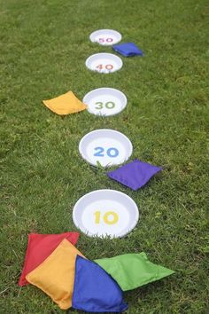 20+ Fun DIY Outdoor Games for Kids - Backyard Party Games for Groups