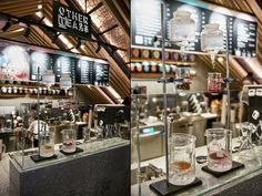 Other Tea bar by The Swimming Pool Studio, Shanghai – China » Retail Design Blog