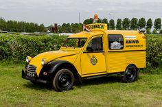 OG | 1973 Citroën 2CV AK 350 Fourgonnette / Van | #Wegenwacht #ANWB