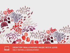 Kelly Ventura for designlovefest, free desktop downloads
