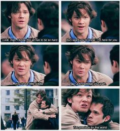 Supernatural - Sam Winchester - Tall Tales. This episode is hilarious! Just watched this one it was so funny