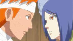 Yahiko x Konan - Naruto Shippuden Naruto E Boruto, Shikamaru, Naruhina, Anime Naruto, Naruto Sage, Konan, Pain Naruto, Naruto Drawings, Couple Cartoon