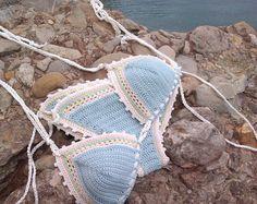 ganchillo bikini Deborah bikini de ganchillo por GoodMoodCreations