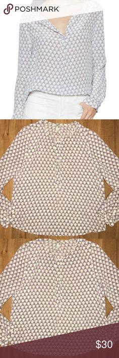 Joie silk blouse Xs Excellent condition size Xs Joie Tops Blouses