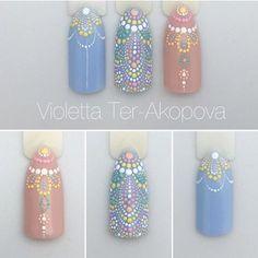 Мастер @violetta_ter г. Москва