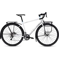 Specialized Awol Elite Gloss Dirty Reflective White/Satin Sterling/Blue Ano
