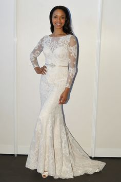 69a86681373491 Gown by Allure Bridals Wedding Gowns With Sleeves