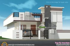 Simple House Front Elevation Kerala Home Design And Floor Plans Pinterest Budgeting - petadunia.info