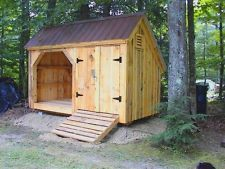 diy backyard toys | DIY PLANS, 6x14 Weekender Storage Shed, Wood/Garbage/Toy/Tool/Outdoor ...