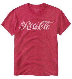 Camiseta Recicle  wwww.laditta.com.br #tshirt #recicle #laditta