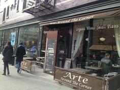 Arte Cafe in New York, NY