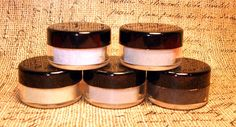 All 5 of our CLAY & MUD MASKS  Try Them by DragonflyMoonLotions, $12.00