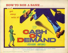 Movie Ramble: Cash on Demand.