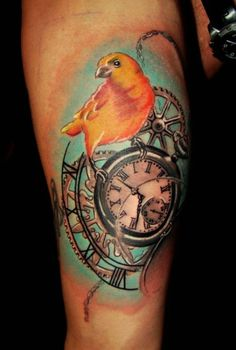 tatuaże damskie kolorowe - Szukaj w Google