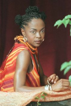 Lauryn Hill's Natural Hair Evolution: 1997: Love Knots: Page 11 : Essence.com