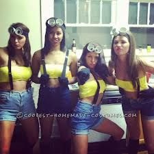 Minions! for my tween but NOT with tube tops! just maybe a yellow t shirt!