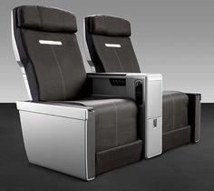 MiQ Universal Design Business Class Aircraft Seat