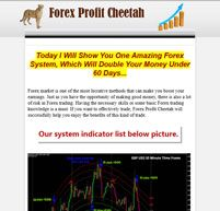 Forex Profit Cheetah – Discover how to make over $3,100 a day   trading Forex!  Learn more: http://ecommerce.ee/forex-profit-cheetah.html
