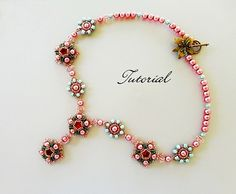 Beading tutorial instructions beadweaving by PeyoteBeadArt https://www.etsy.com/listing/97229476/beading-tutorial-instructions?ref=sr_gallery_41&ga_search_query=necklace+beaded+patterns&ga_order=most_relevant&ga_page=3&ga_search_type=handmade&ga_view_type=gallery