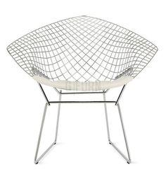 Reproduction of Harry Bertoia Diamond Chair | GFURN $449