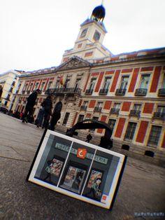 www.bolsapubli.net presentó a mediados de noviembre en Madrid las bolsas de papel de piedra.  Unas nuevas bolsas resistentes y ecológicas que han tenido una muy buena aceptación en el mercado madrileño.
