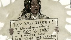 Occupy Wall Street - on the first anniversary