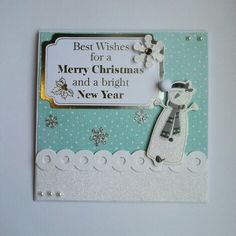 Christmas card by Bethany Looijenga