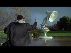 John Lasseter - A Day in a Life - Full Length Documentary. Technically this is Pixar but its awesome nonetheless Computer Animation, Animation Film, Animation Studios, Disney Pixar Movies, Disney Music, Walt Disney Parks, Street Art Love, Walt Disney Animation, Disney Artists