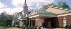 Midway United Methodist Church in Douglasville, Georgia