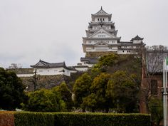 https://flic.kr/p/G4CPiJ | Himeji Castle 2016 | Himeji Castle today is a beautiful Japanese castle located about one hour west from Osaka. Today more than 2 million visitors last year  since it reopened in 2015 after being closed from 2009 for extensive restoration works on the main keep or bailey, mostly replaced the roof and external white plaster. In 2015, there were 2.87 million visitors compared with the local population of about 600,000. This has become the most popular castle to…
